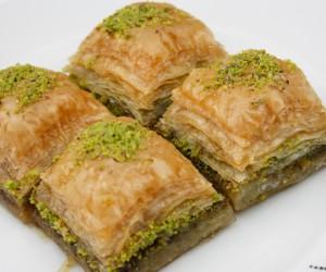 Baklava mit Pistazien